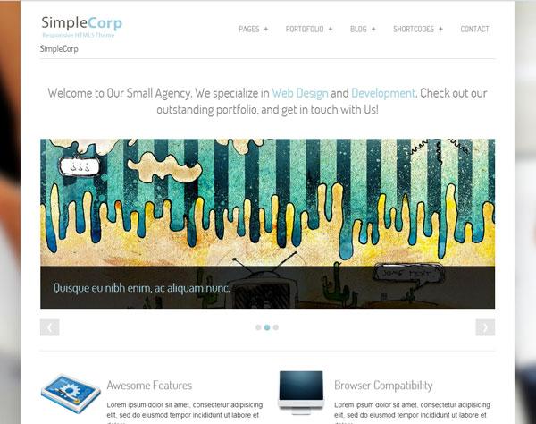 [Top 20 Theme Drupal] thiết kế website tốt nhất hiện nay 10