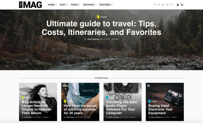 [Top 20 Theme Drupal] thiết kế website tốt nhất hiện nay 17