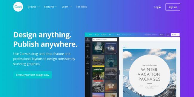 [Top 34 công cụ thiết kế website] giúp bạn làm việc thông minh hơn vào năm 2019 15