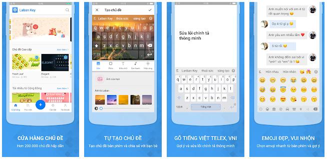 [Laban Key là gì?] App Gõ tiếng Việt dành cho Smartphone 2