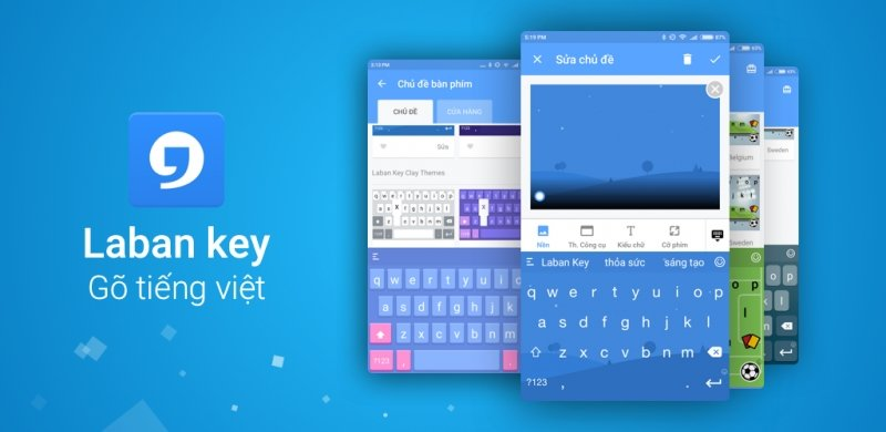 [Laban Key là gì?] App Gõ tiếng Việt dành cho Smartphone 1
