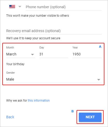 [Gmail  là gì?] Cách thực hiện Gmail đăng nhập 2