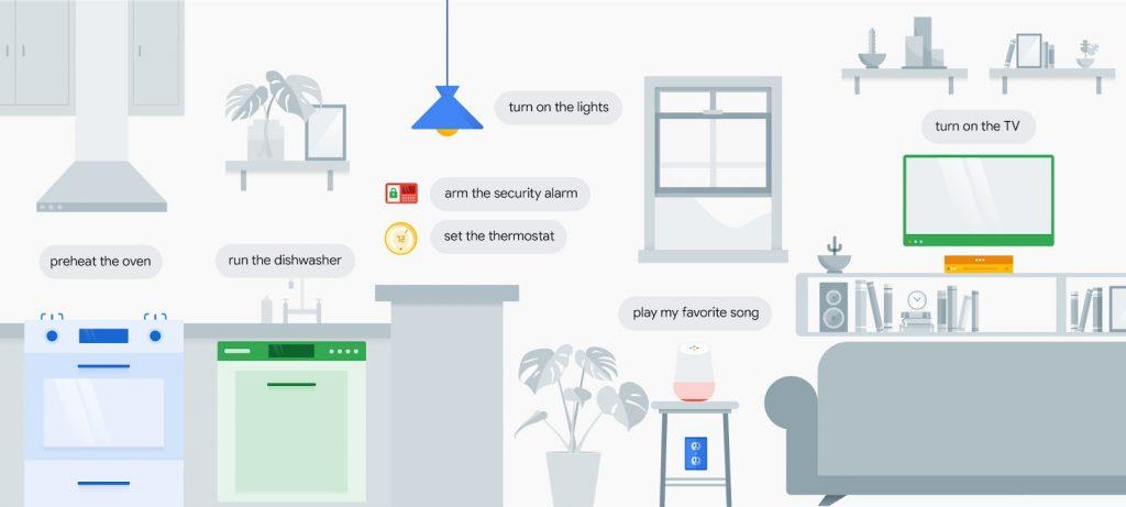 [Google Home là gì?] Google Home hỗ trợ dịch vụ nào? 3
