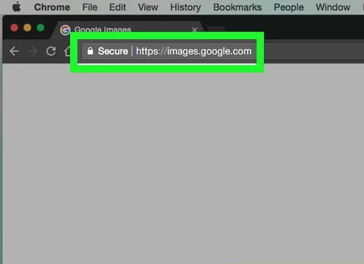 tìm kiếm hình ảnh với google images trên máy tính