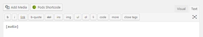 [Shortcodes là gì?] Tìm hiểu về Shortcodes trong Wordpress 2