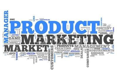 product marketing logo