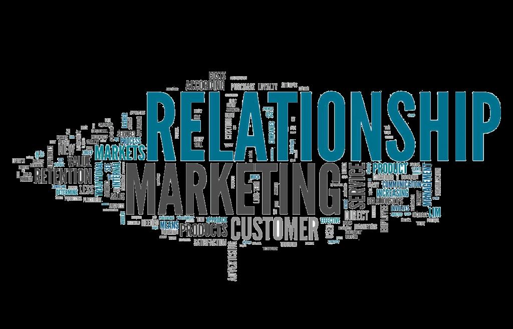 relationship marketing logo