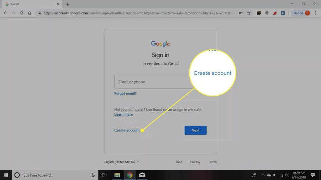 [Gmail  là gì?] Cách thực hiện Gmail đăng nhập 3