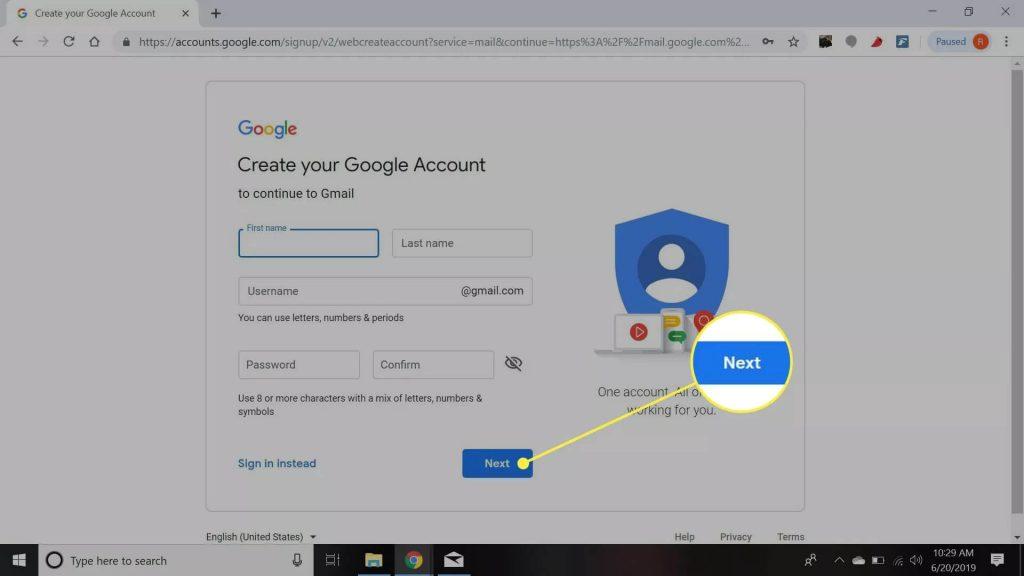 [Gmail  là gì?] Cách thực hiện Gmail đăng nhập 6