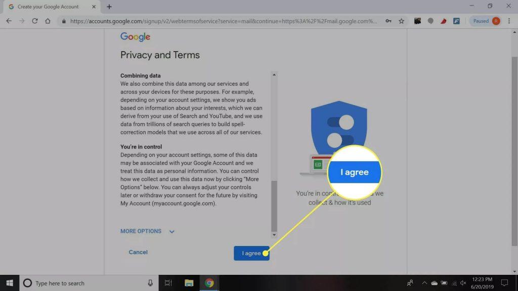 [Gmail  là gì?] Cách thực hiện Gmail đăng nhập 9