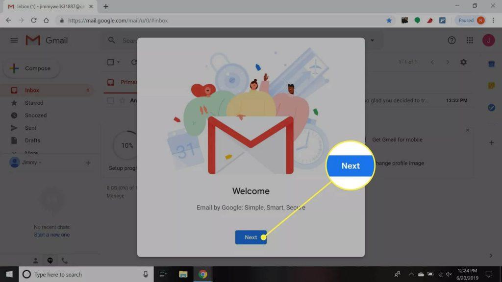 [Gmail  là gì?] Cách thực hiện Gmail đăng nhập 10
