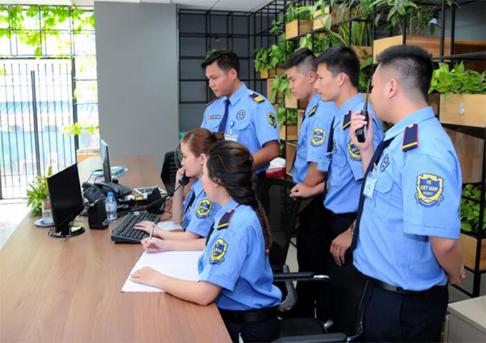 lương nhân viên bảo vệ