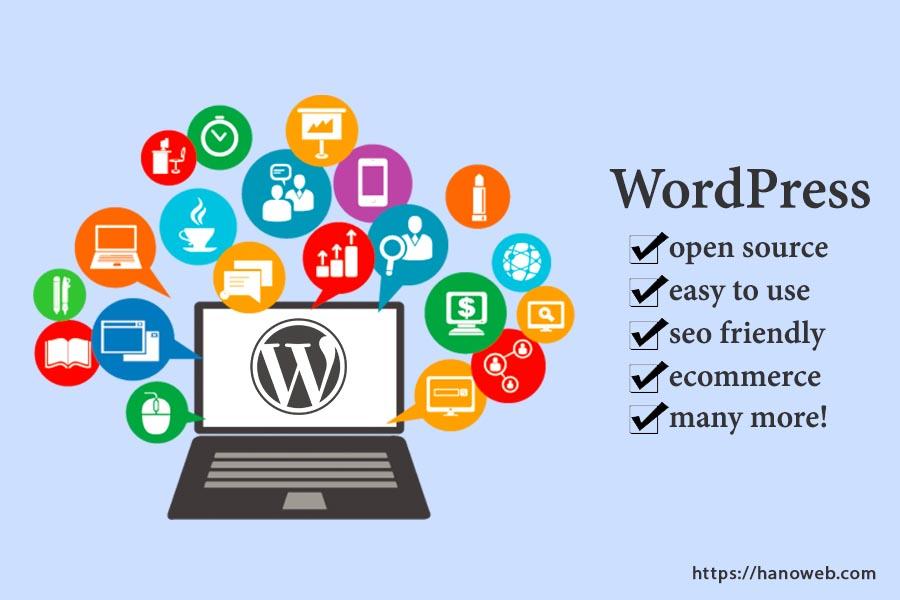 Các ưu điểm nổi bật của WordPress