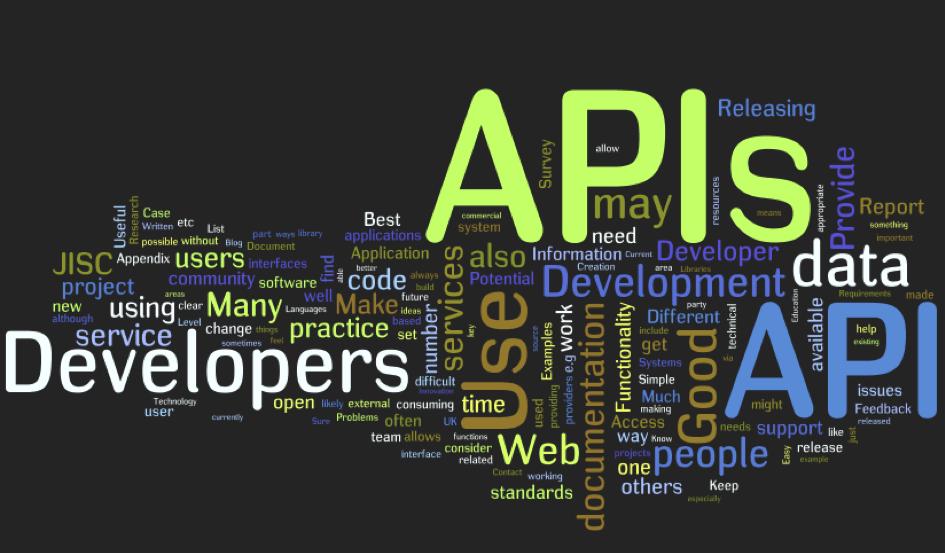API thường ứng dụng vào đâu?