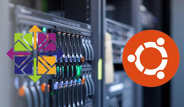 So sánh hai hệ điều hành CentOS với Ubuntu